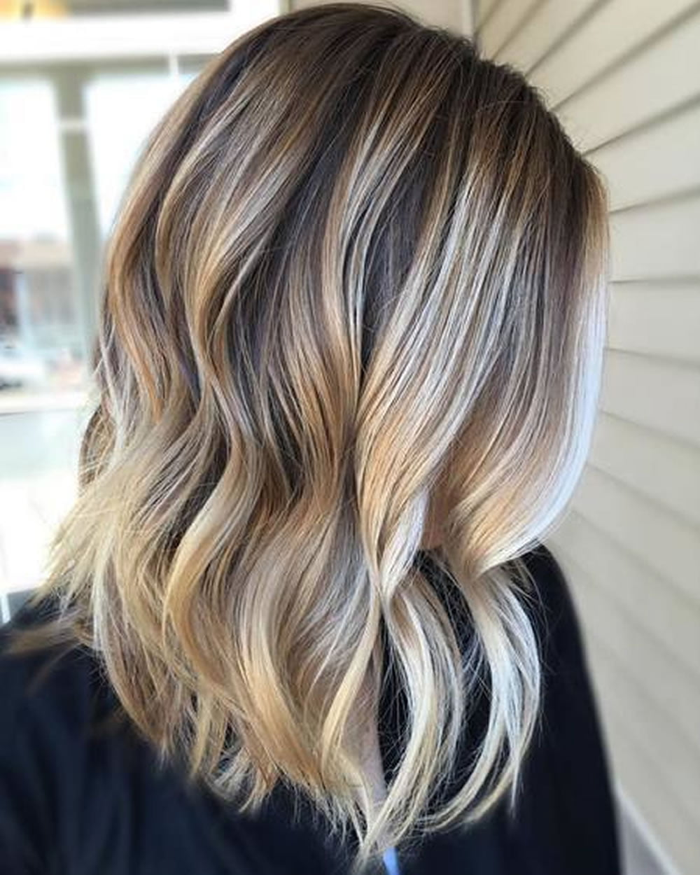 ombre colored short hairstyles for summer 2018 2019 hairstyles