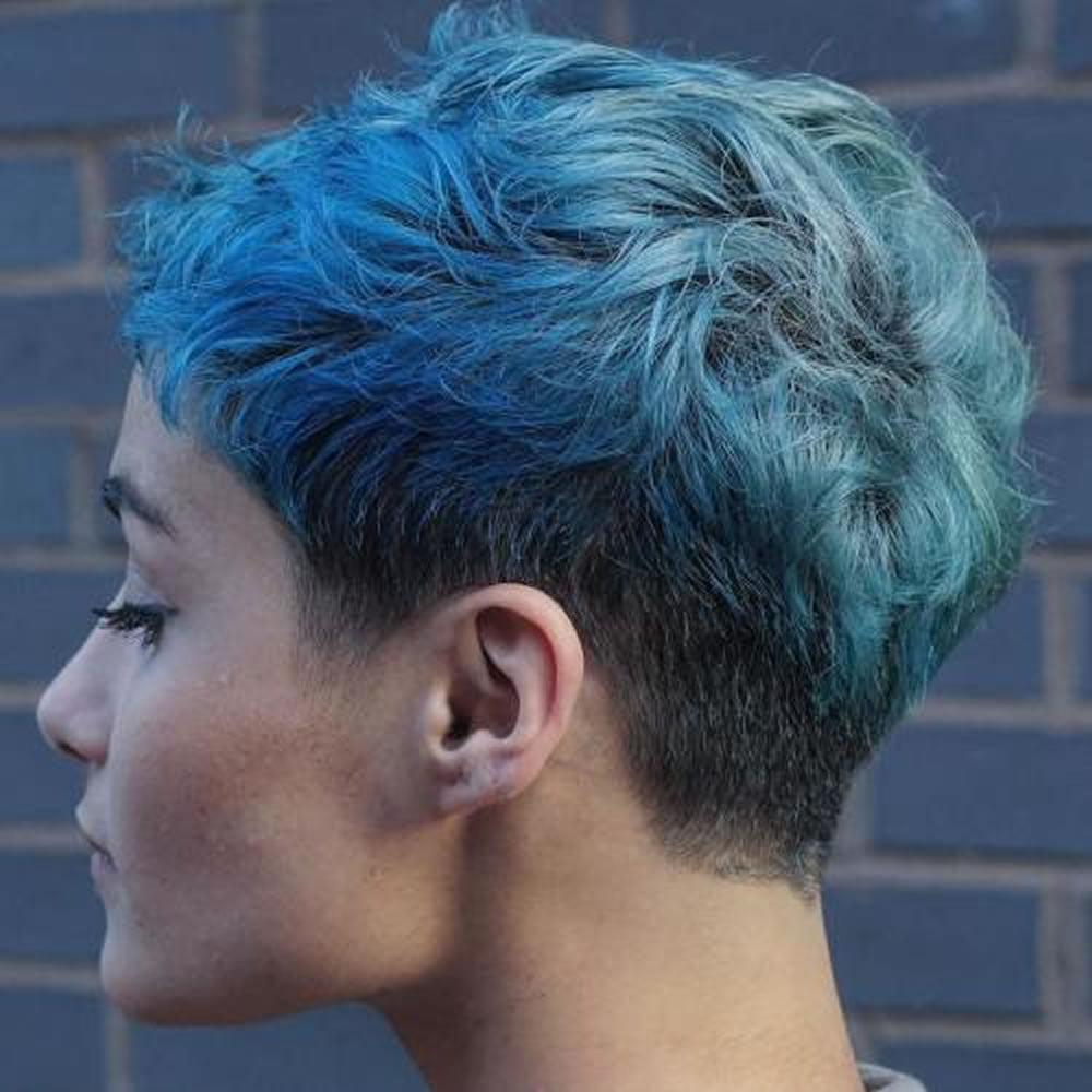 short choppy spikey hairstyles - page 7 - the best hair style in 2018