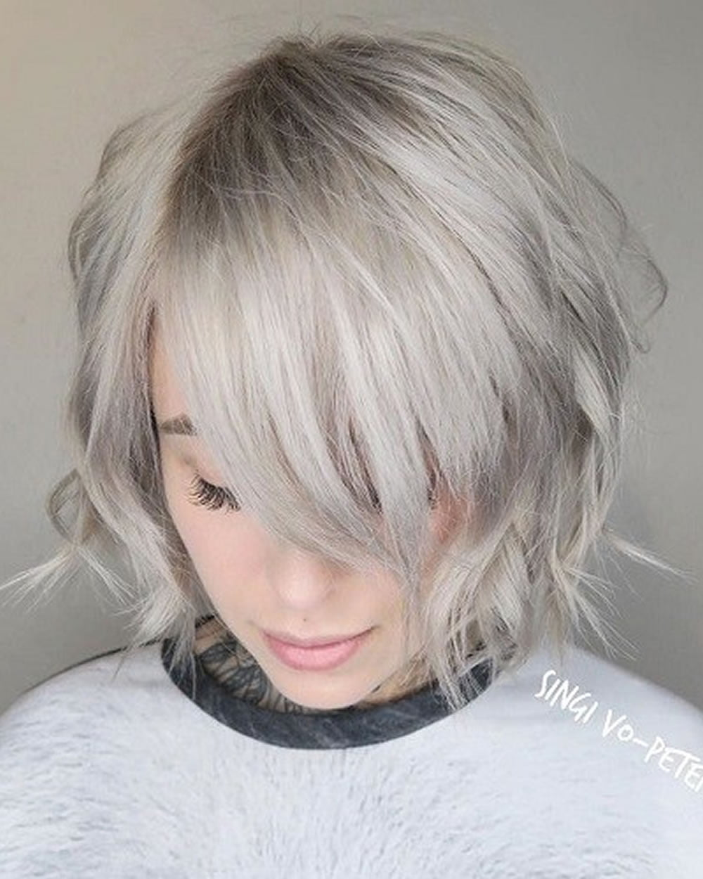 Overwhelming Short Choppy Haircuts for 2018-2019 (Bob+Pixie Hair) - Page 2 - HAIRSTYLES