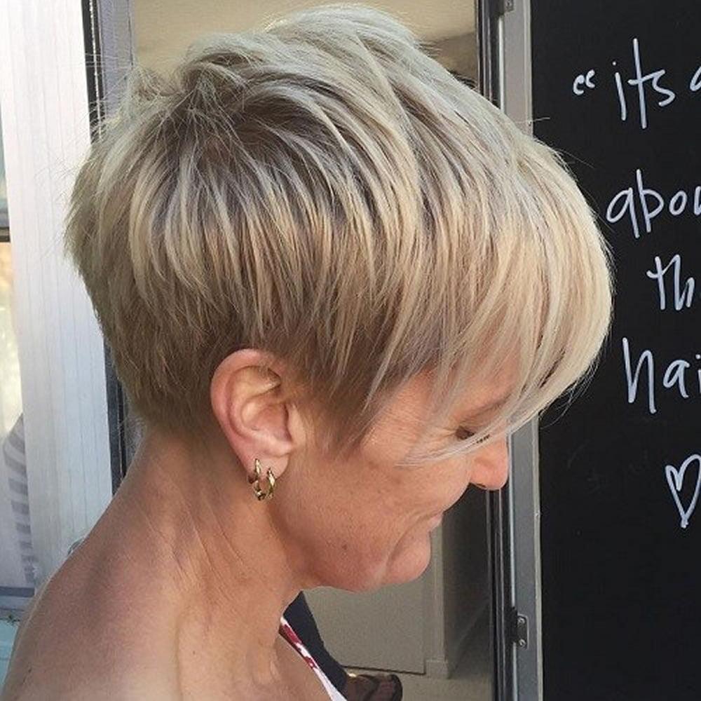 Overwhelming Short Choppy Haircuts For 2018 2019 Bob