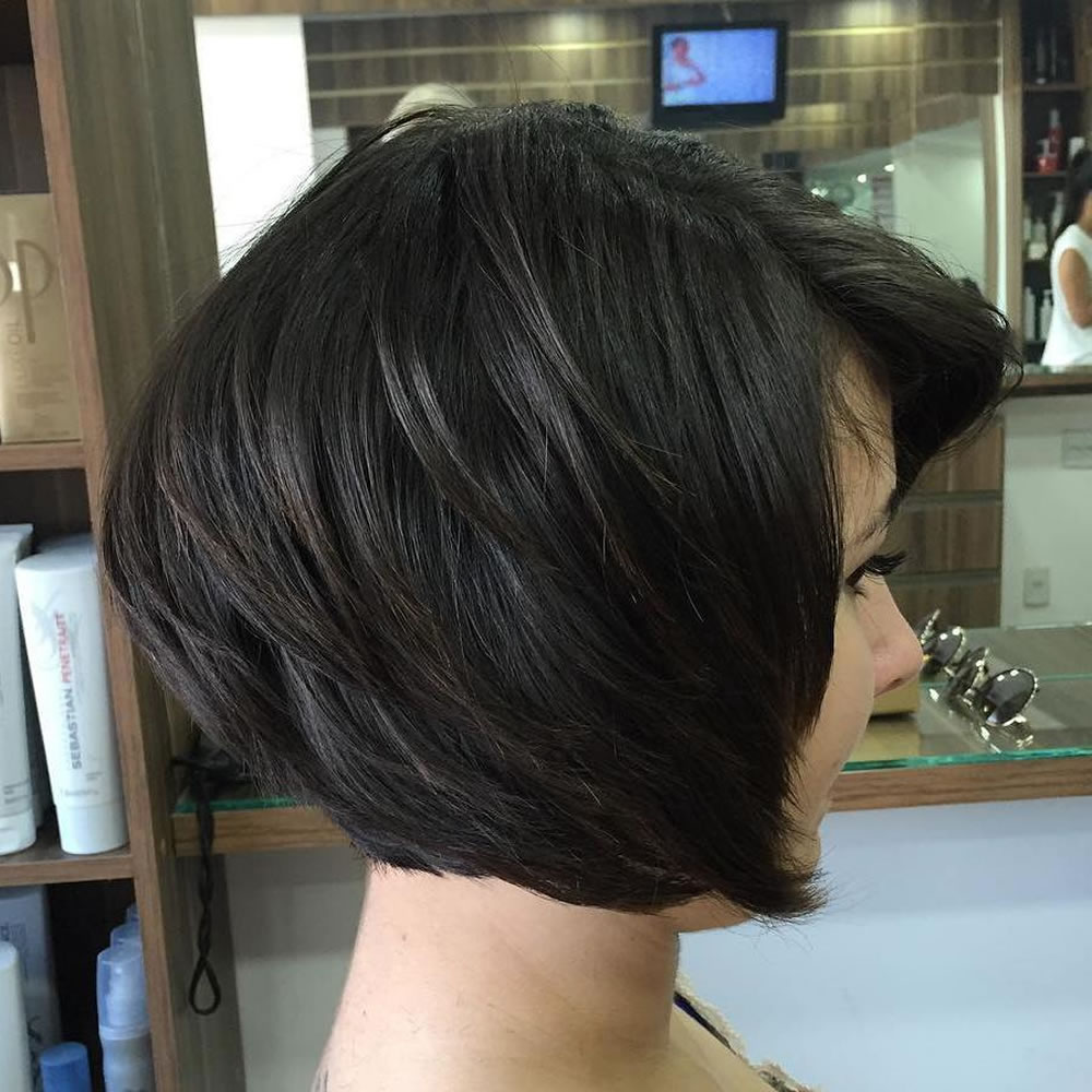 Short Layered Hairstyles 2018 for Women Who Love Short Hair