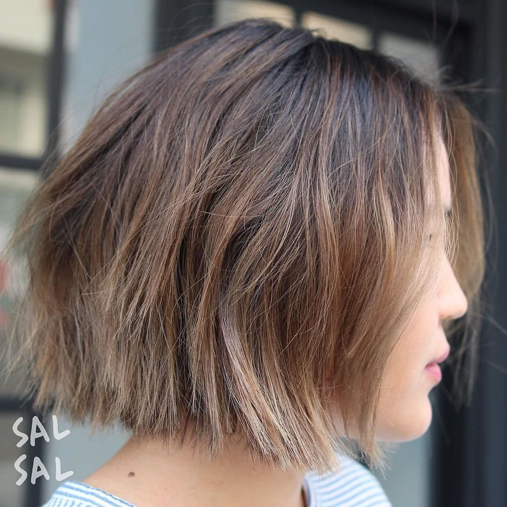 Short Layered Hairstyles 2018 For Women Who Love Short