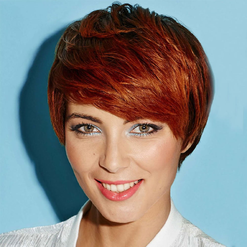 Short Pixie Hairstyles Trend Hair Colors For Spring-Summer