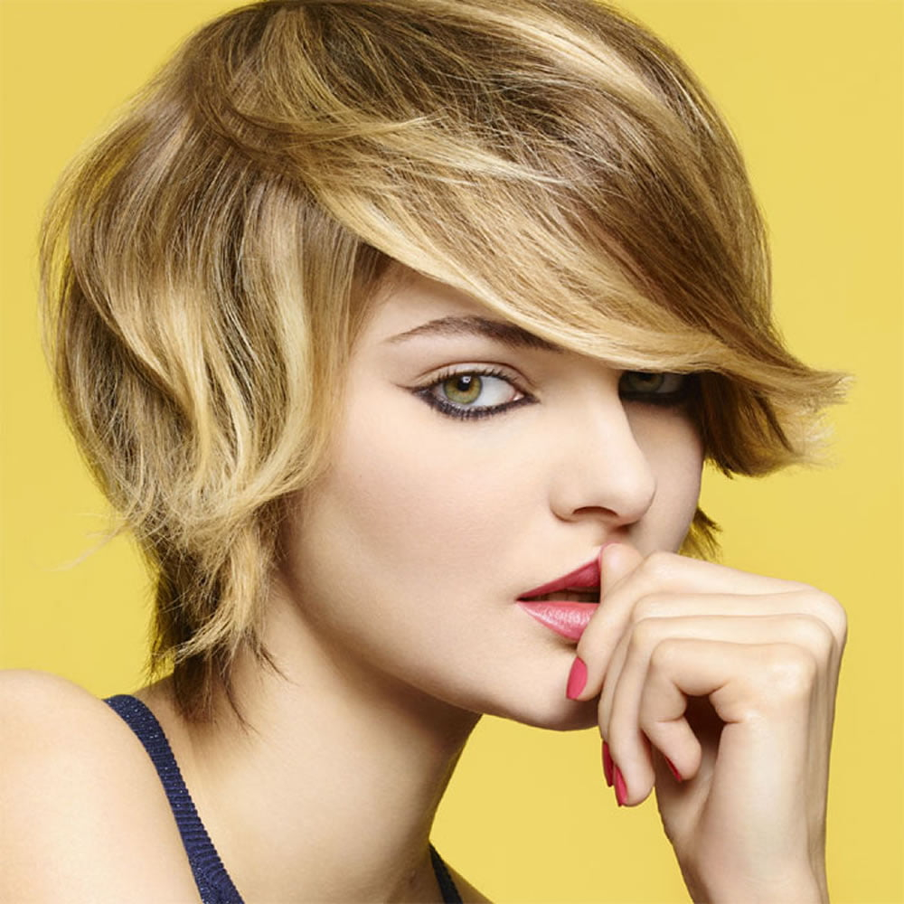 Short Pixie Hairstyles Trend Hair Colors For Spring Summer