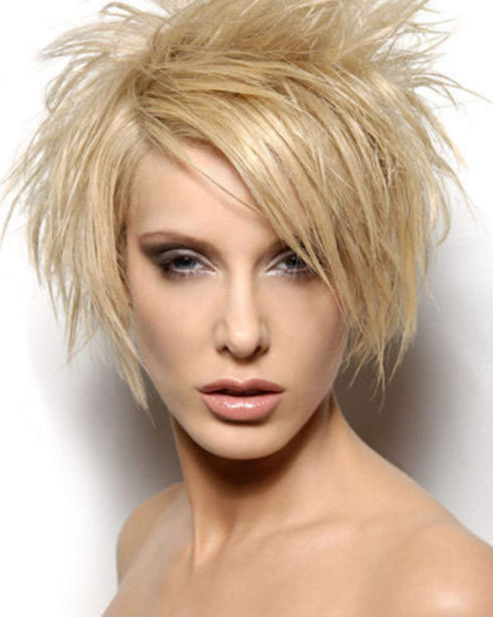 Spiky Hairstyles 2018 Ladies Which Short Hair Style Preferred In