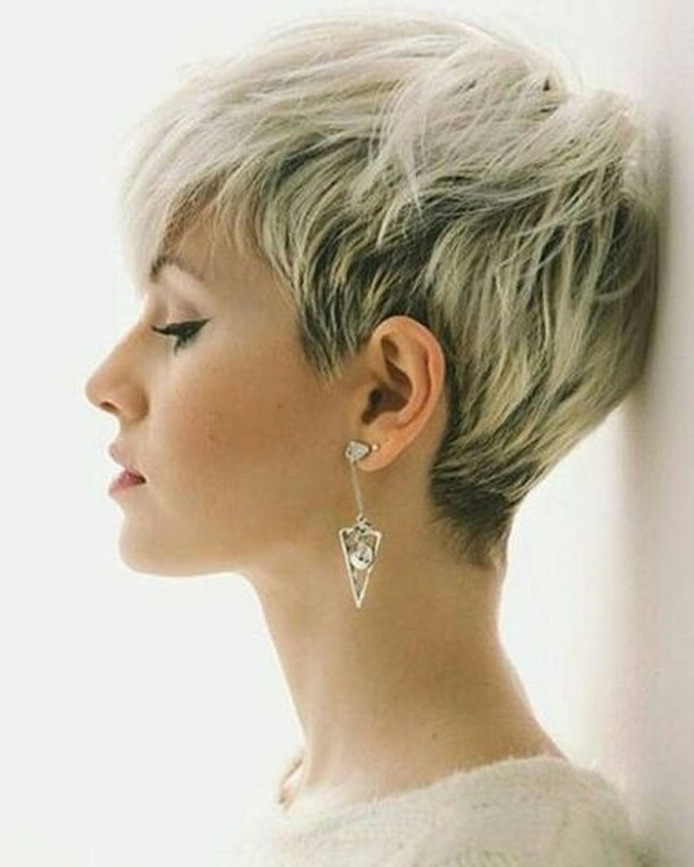 Super Very Short Pixie Haircuts Amp Hair Colors For 2018