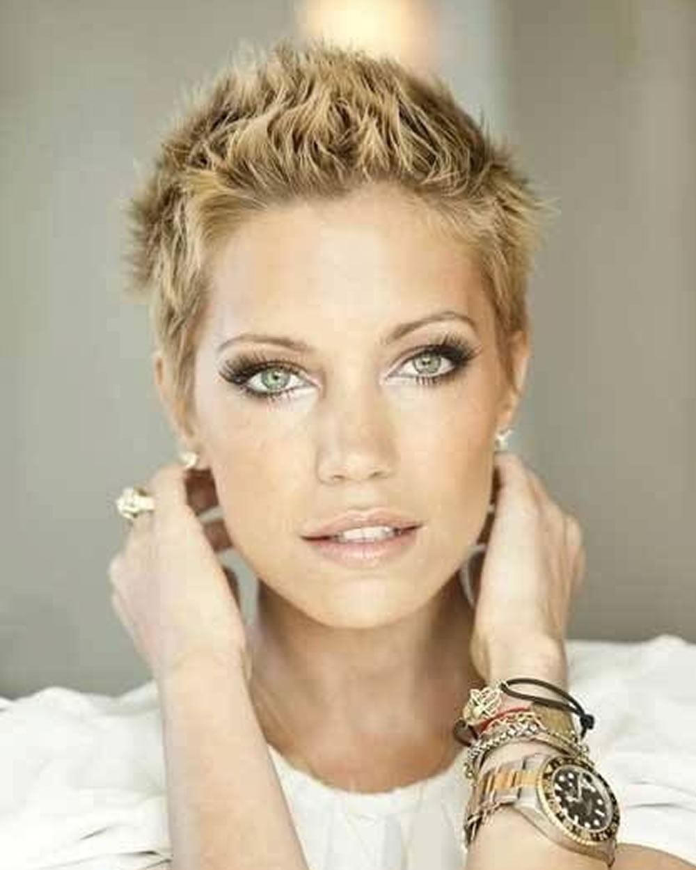 Super Very Short Pixie Haircuts \u0026 Hair Colors for 2018,2019