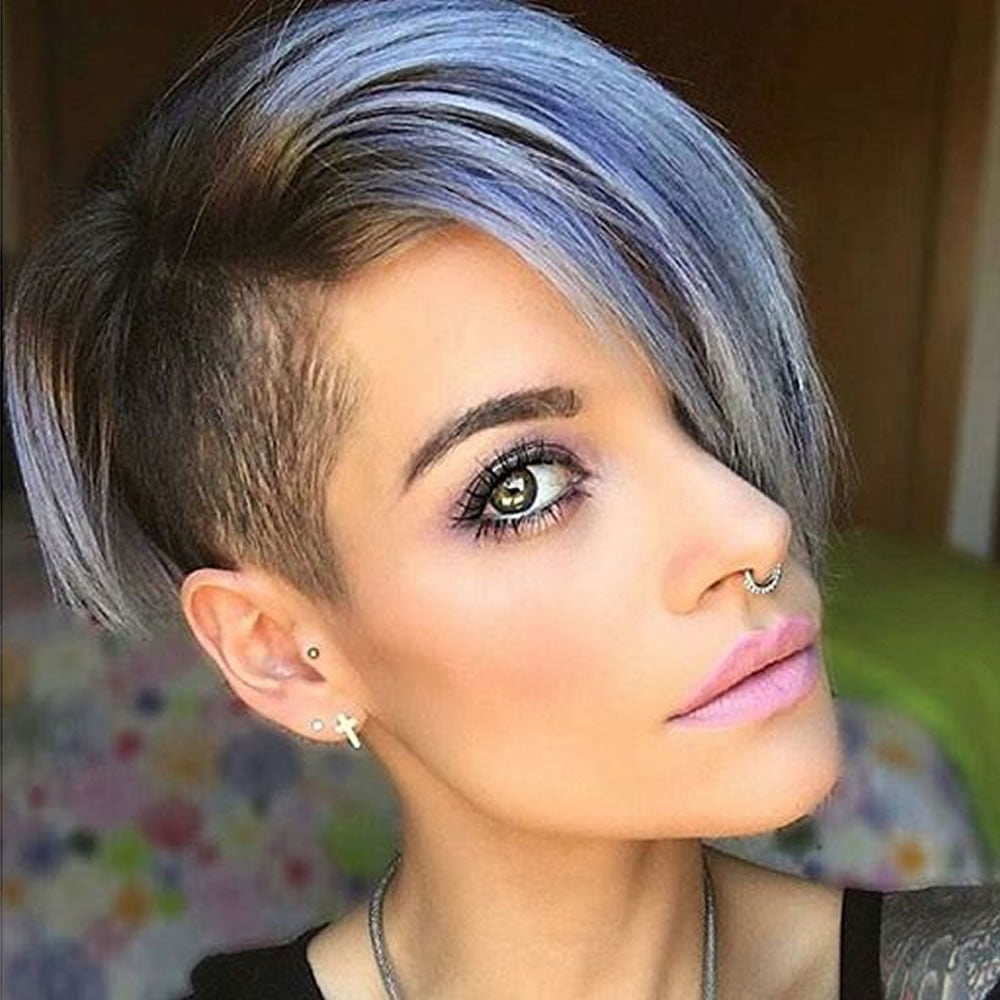 Short Shaved Hairstyles 2018 Hairstyles