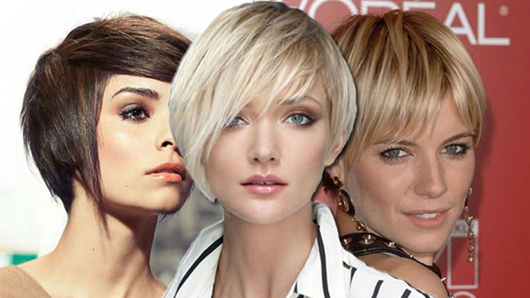 2018 Short Haircuts For Straight Hair Short Hair Styles Best