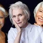 Hairstyles and Hair Colors for Older Women Over 50 to 60