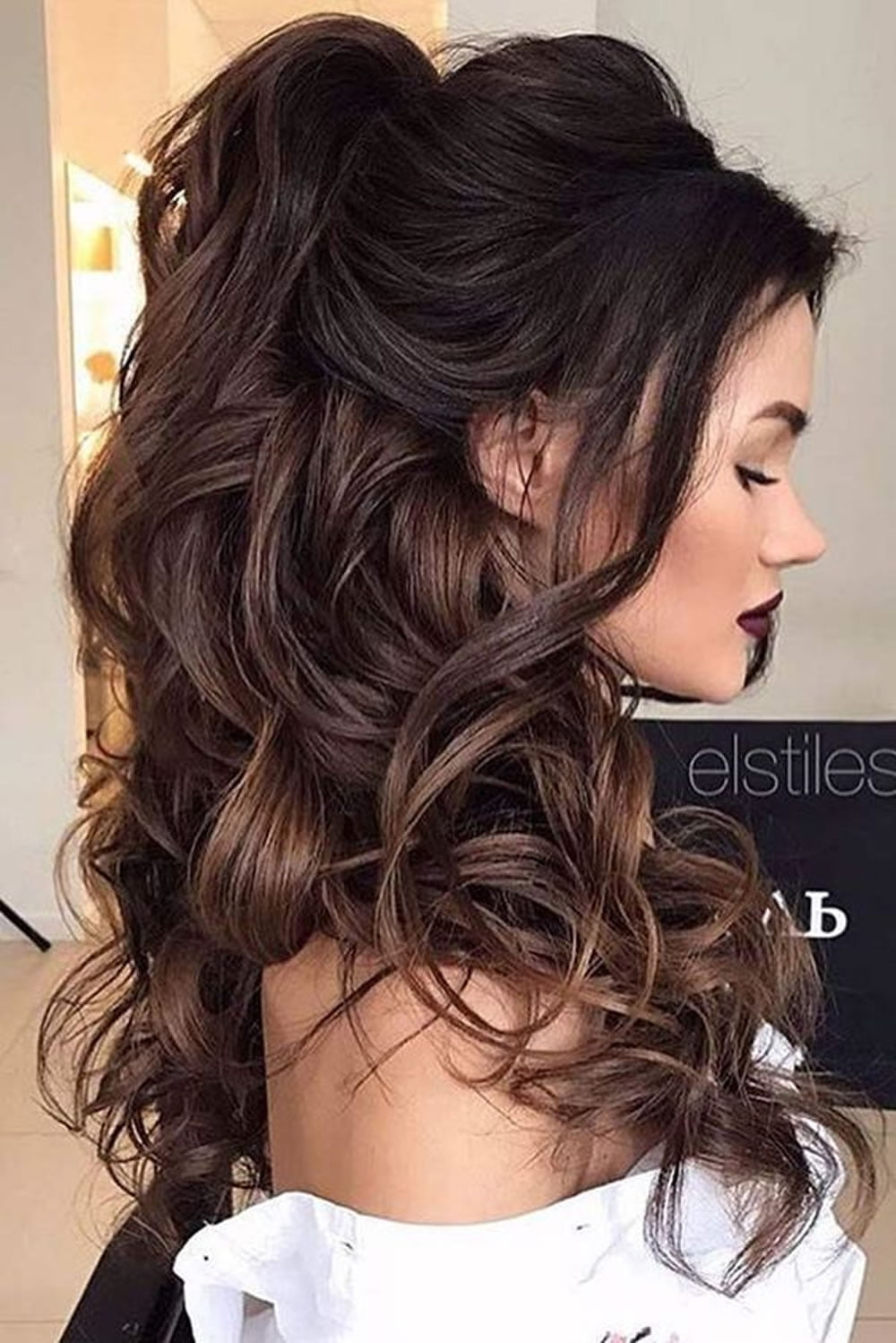 Christmas Party Hairstyles For 2018 Long Medium Or Short