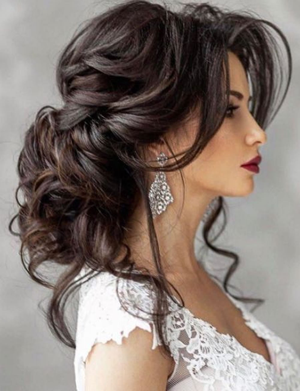 Christmas Party Hairstyles For 2018 Long Medium Or Short Hair
