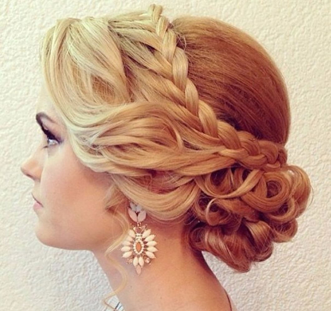 christmas party hairstyles for 2018 & long, medium or short hair