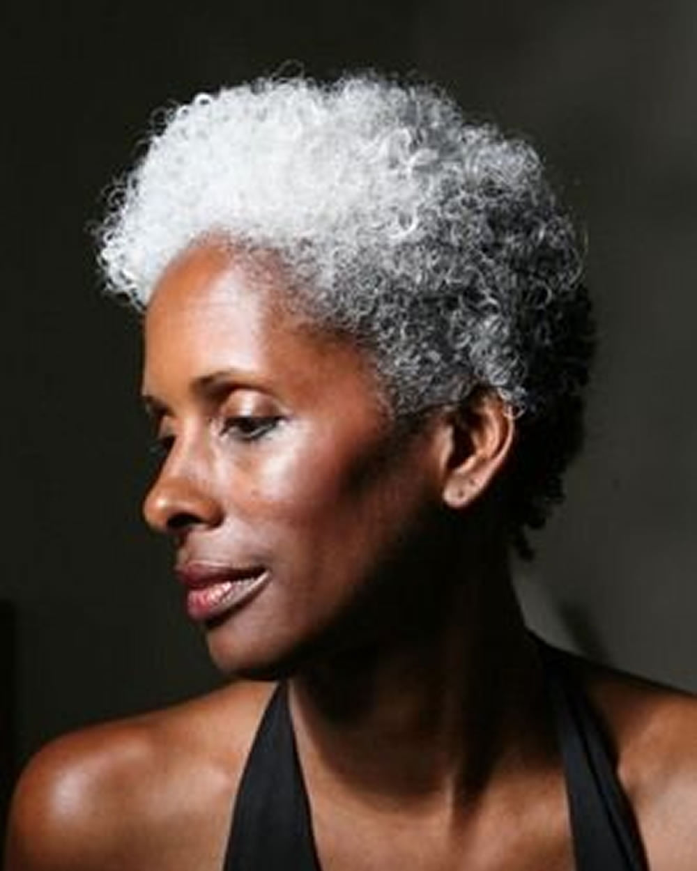 15 Extra Short Hairstyles Pixie Haircuts For Afro American Older