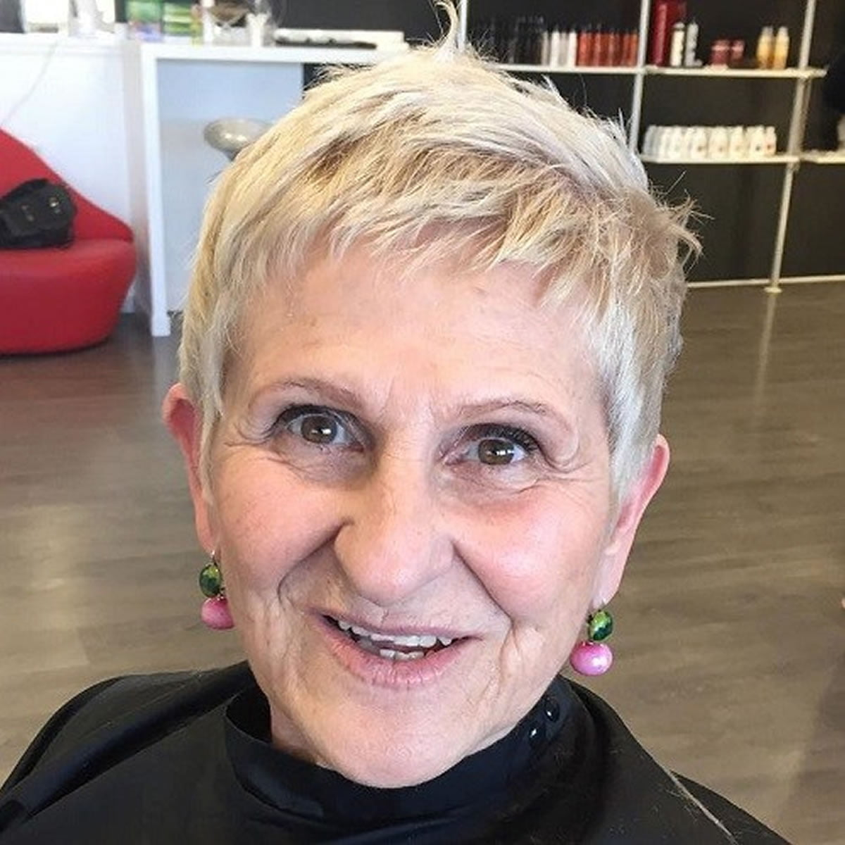 Pixie Short Haircuts For Older Women Over 50 Amp 2018 2019