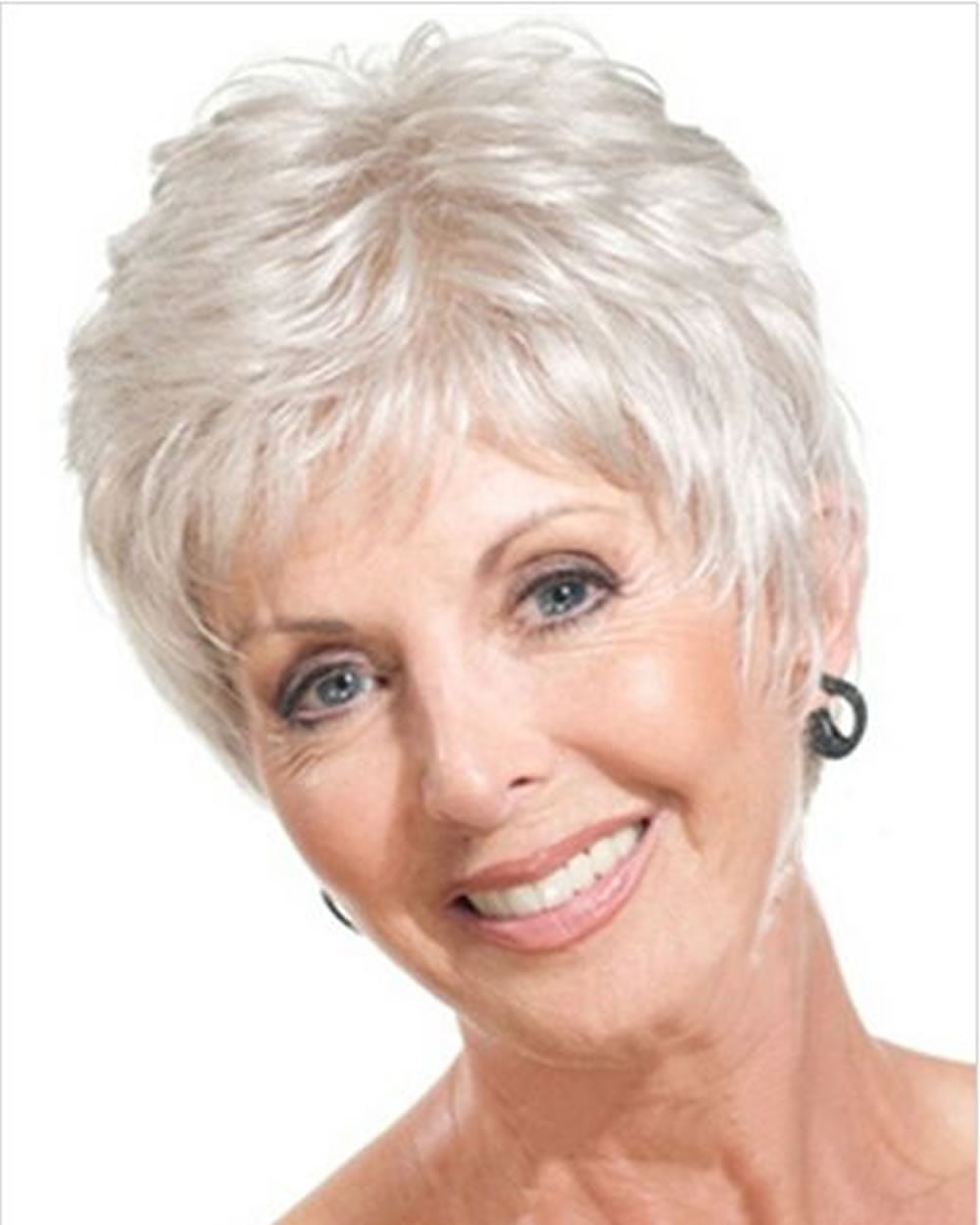 Hairstyles For Women Over 50 With Round Faces Ideas Photo Gallery
