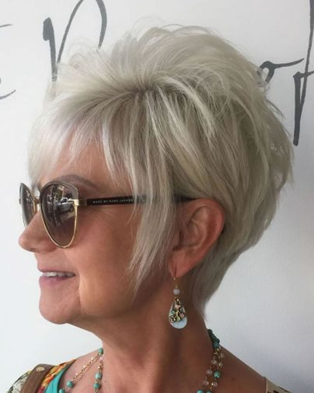 Pixie Short Haircuts For Older Women Over 50 2018 2019 Short