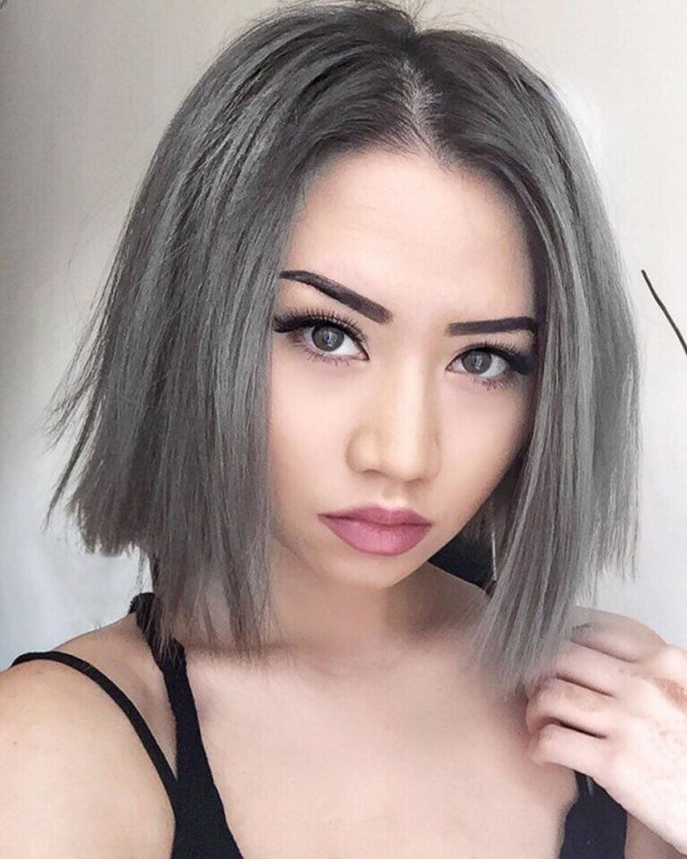 Short Bob Haircut & Hair Color – Short Bob Hairstyle Inspirations ...