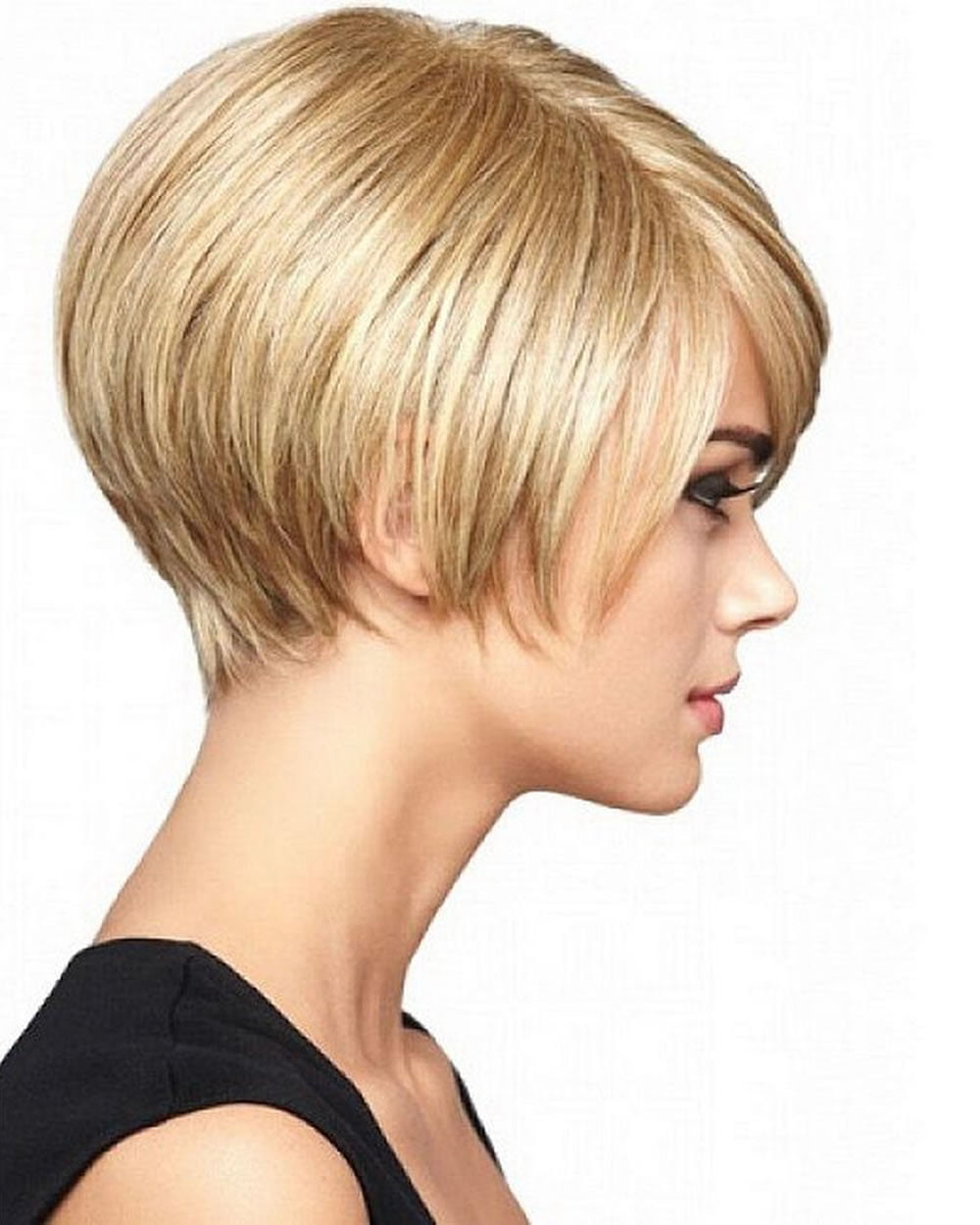 Short Bob Hairstyles Haircuts For Women 2018 2019 Light Blonde