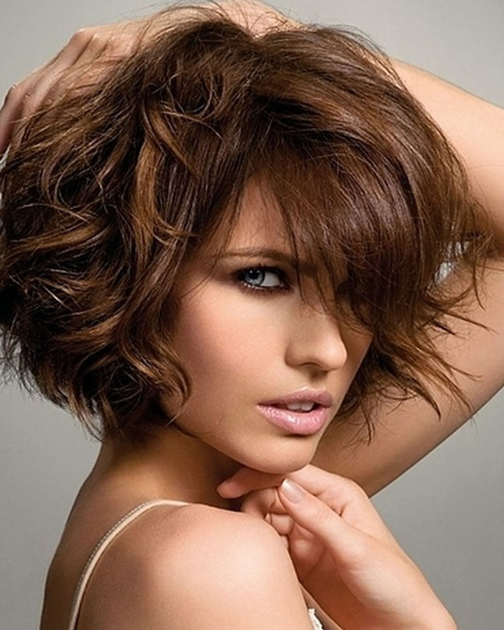 31 Chic Short Haircut Ideas 2018 & Pixie & Bob Hair Inspiration for Ladies - Page 8 - HAIRSTYLES