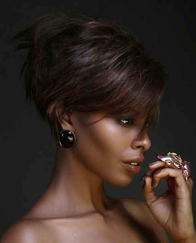 Short Haircuts African American Women 2018 Amp Very Short
