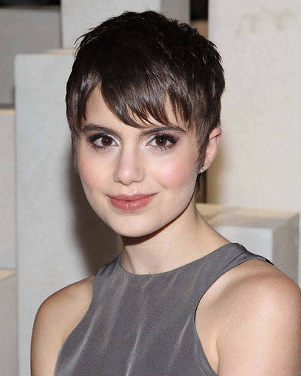 shortish hair styles hairstyles amp hair colors for pixie hair 5496