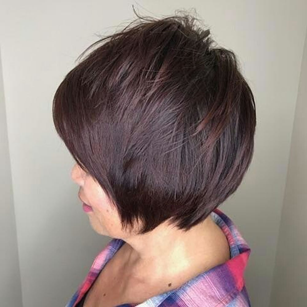 2018 Short Bob Hair & Pixie Short Haircuts For Fine Hair