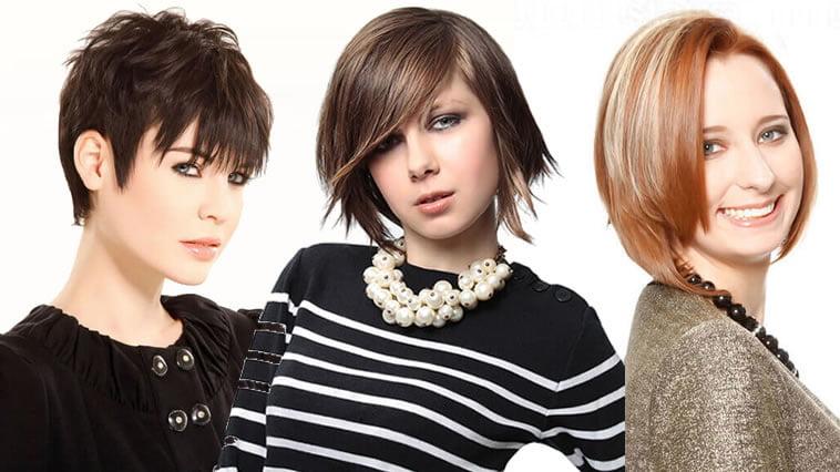 2018 Short Bob Hair & Pixie Short Haircuts for Fine Hair