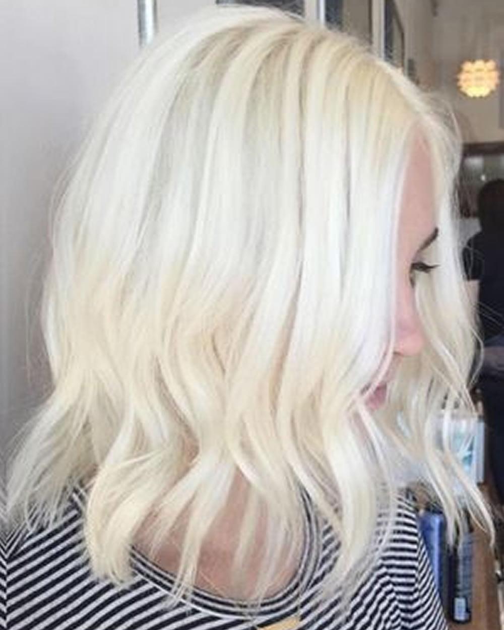 2018 Short Layered Bob Hairstyles & Short Haircuts for Modern Women - Short Hair Colors