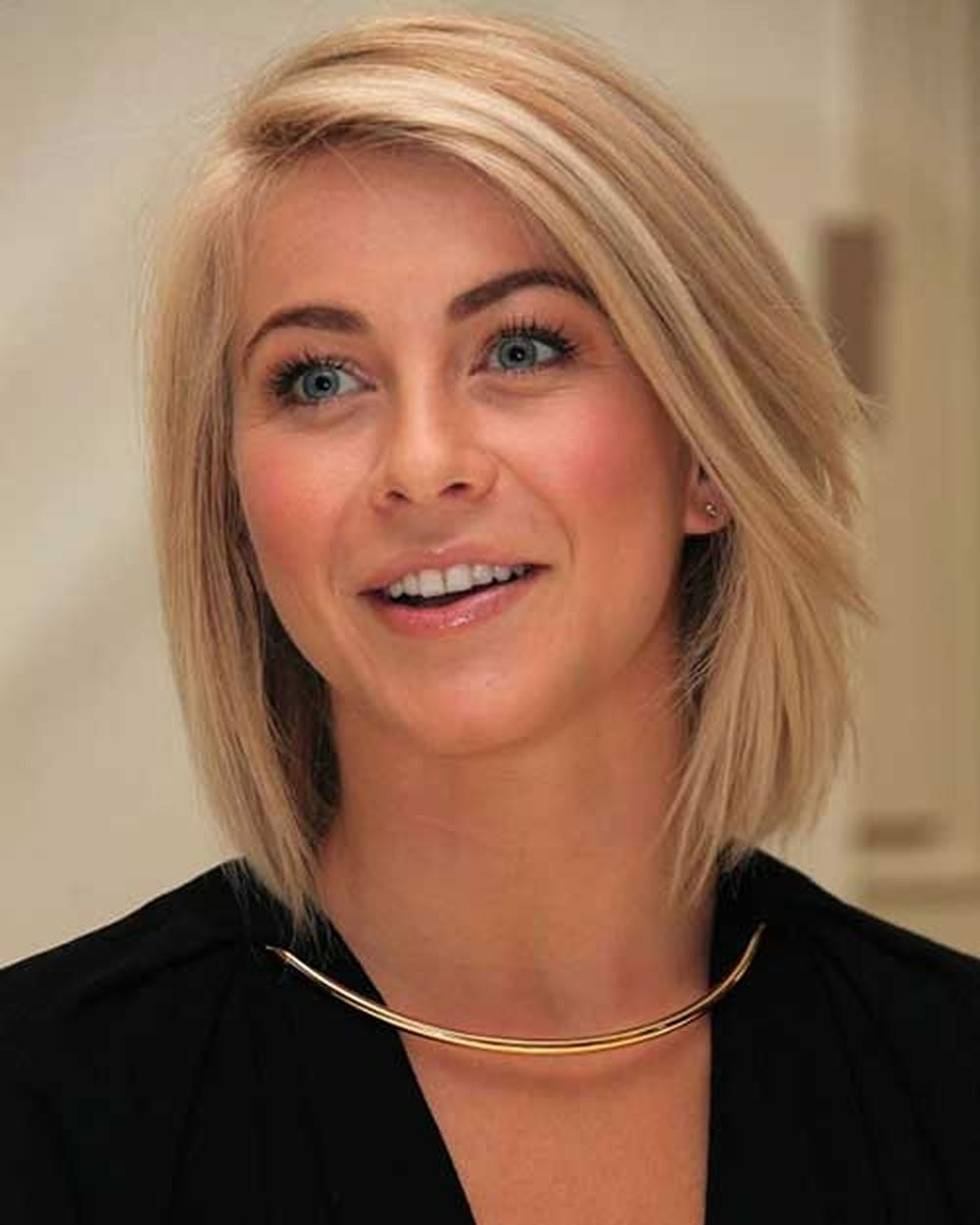 Short Bob Haircuts 2018 Julianne Houghs Short Bob Haircuts For