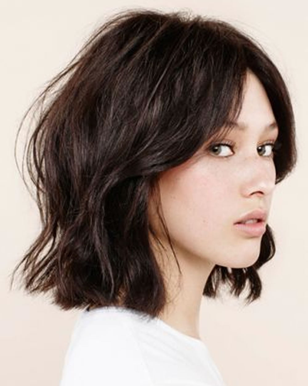 Medium Bob Haircuts For Wavy Hair Images Haircuts 2018 Men Fade