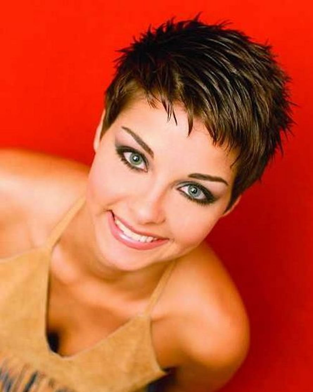 Pixie Hairstyles for Round Face and Thin Hair 2021-2022 - HAIRSTYLES