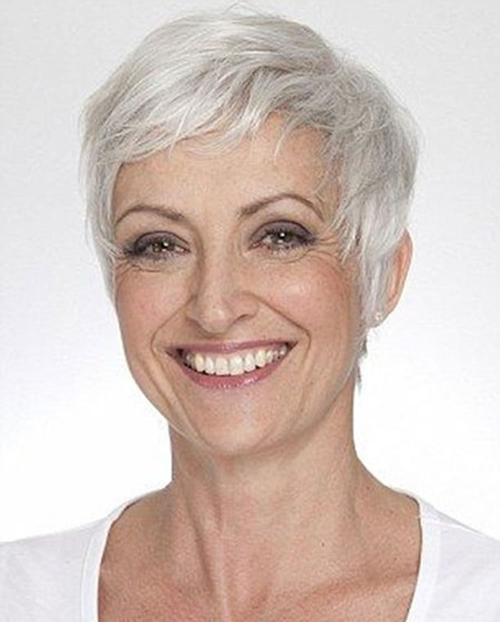 haircuts for 50 with hair gray hairstyles for 50 gray hair 1144