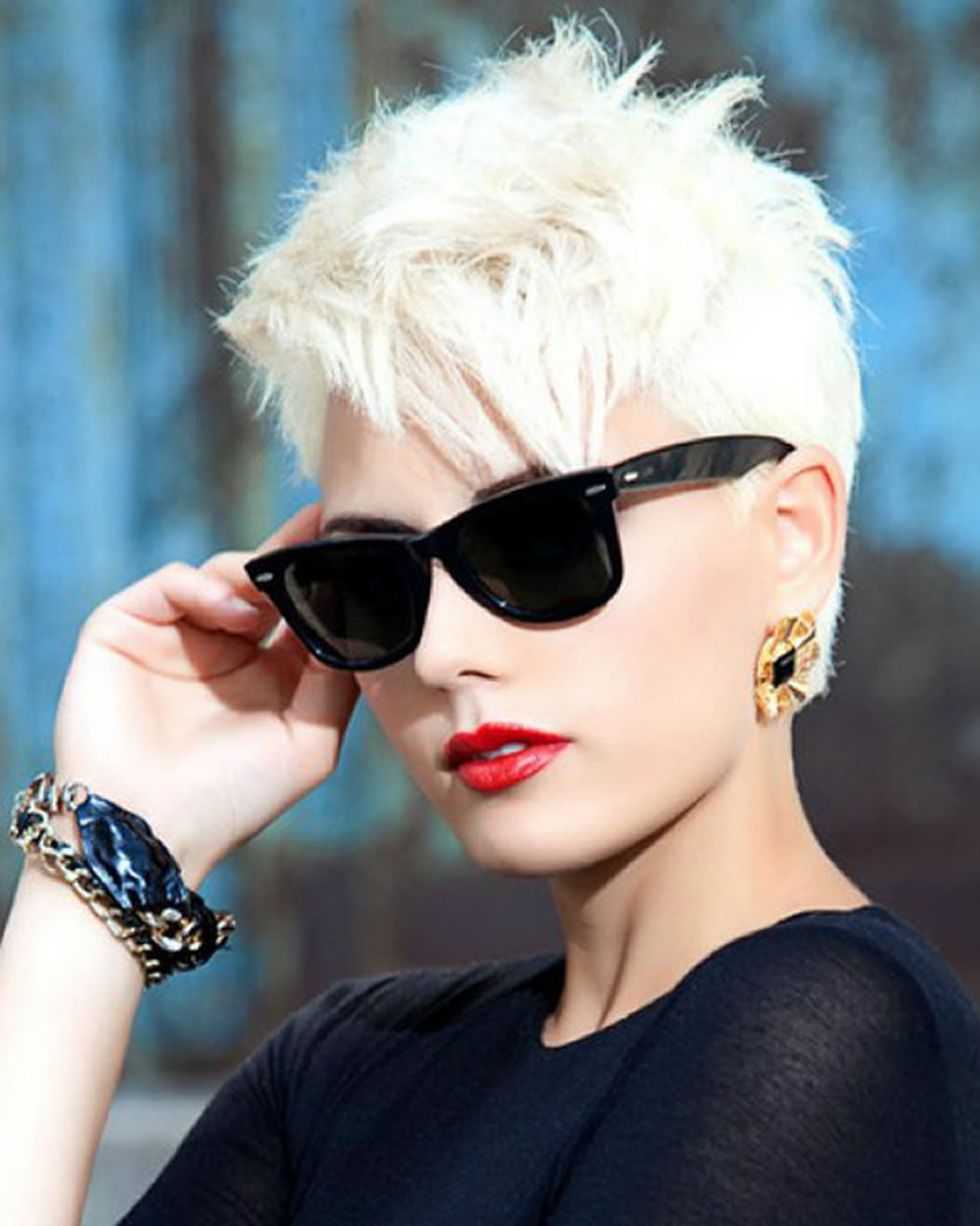 Short Pixie Haircuts and Hairstyle Images for Short Hair 2018-2019