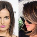 Balayage Bob Hairstyles & Hair Colors for 2018-2019