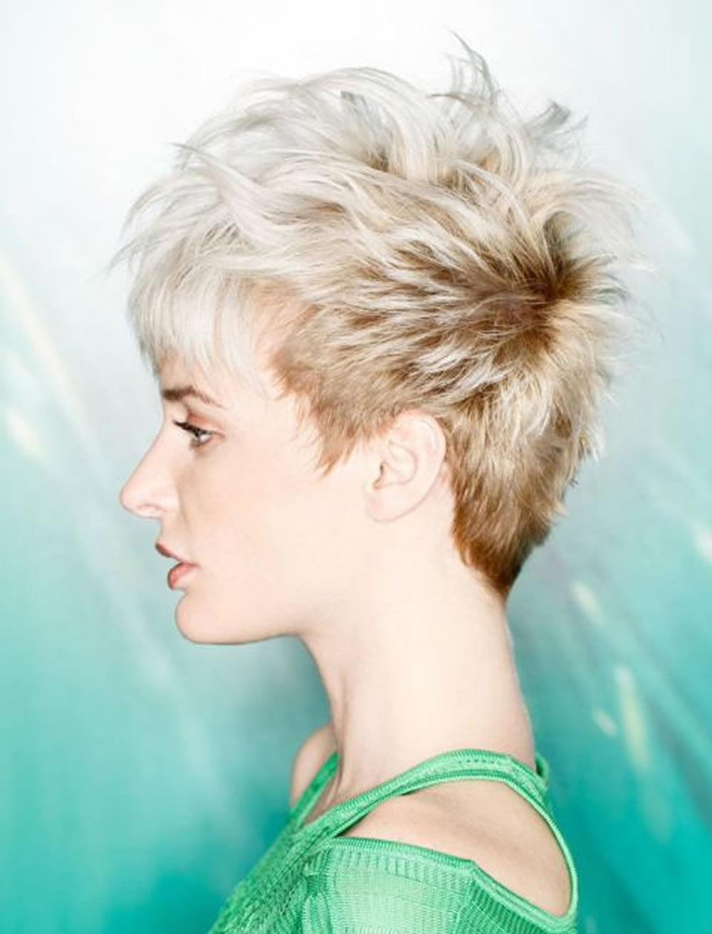 Easy Hairstyles For Short Hair 2018 2019 Amp Pixie Hair Cuts