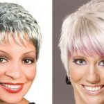 Easy Short Hairstyles for Older Women - Cute Short Haircuts for Women Over 50