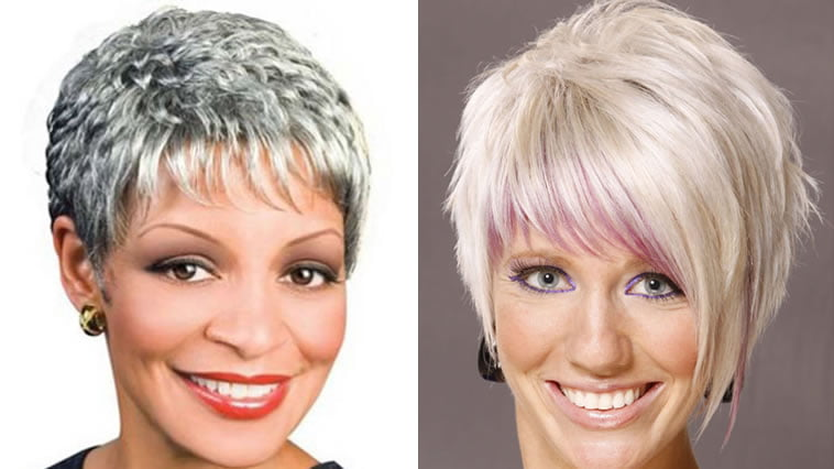 30 Easy Short Hairstyles For Older Women
