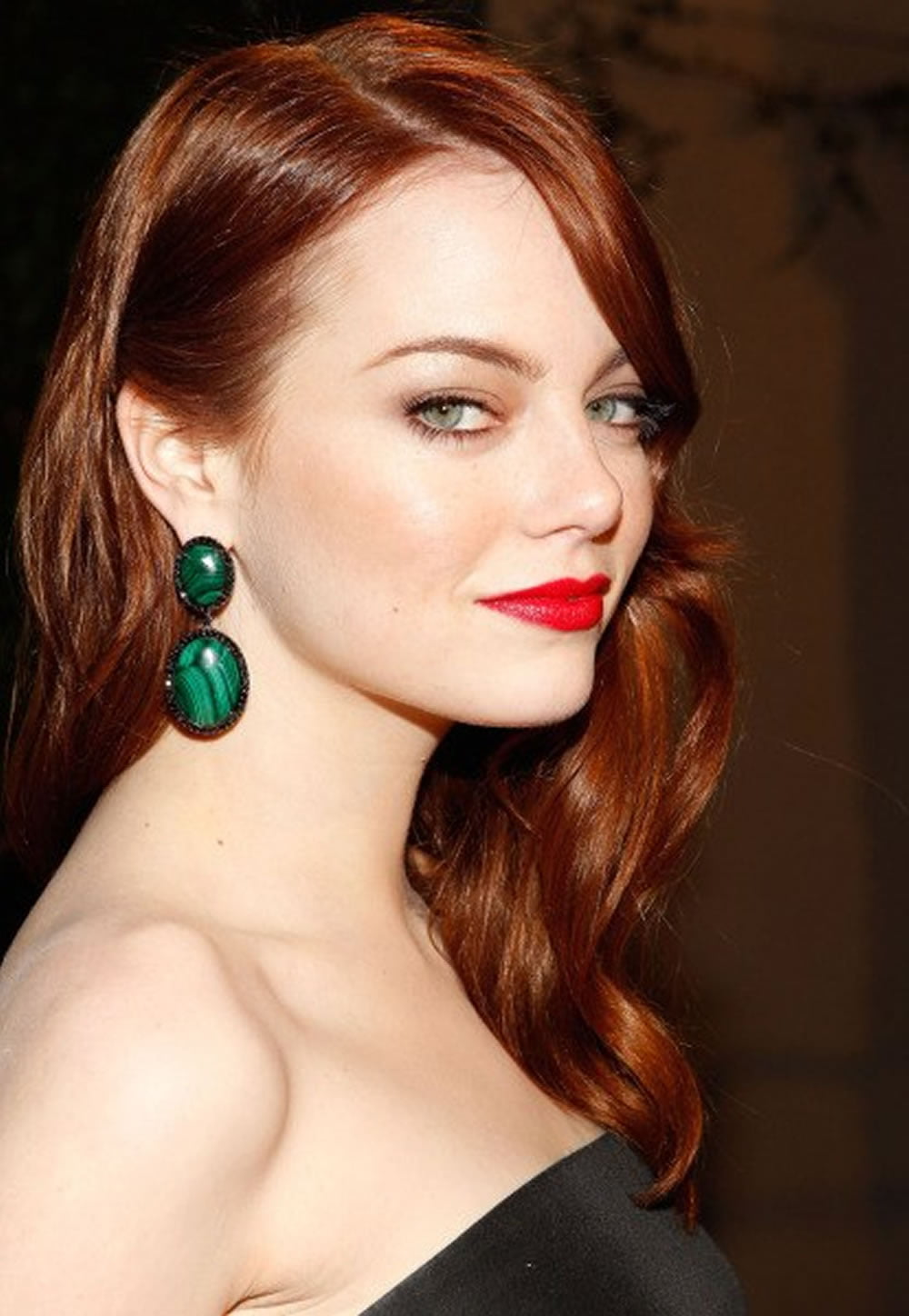 Medium Length Haircut Images And Hair Color Ideas For