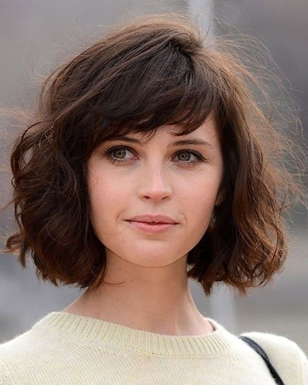 shorter haircuts with bangs page haircut with bangs haircuts models ideas 3341
