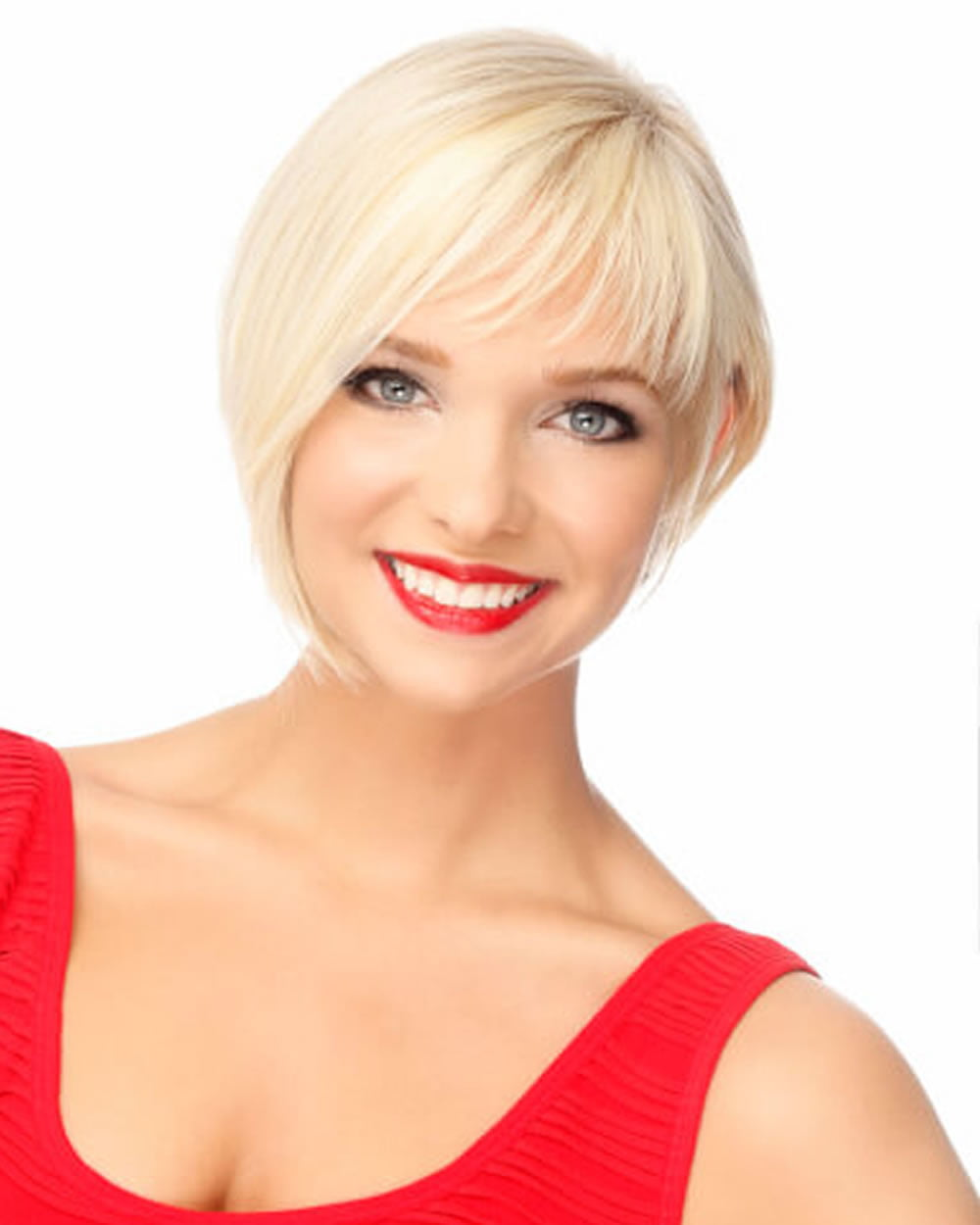 33 Best Short Bob Haircuts with Bangs and Layered Bob ...