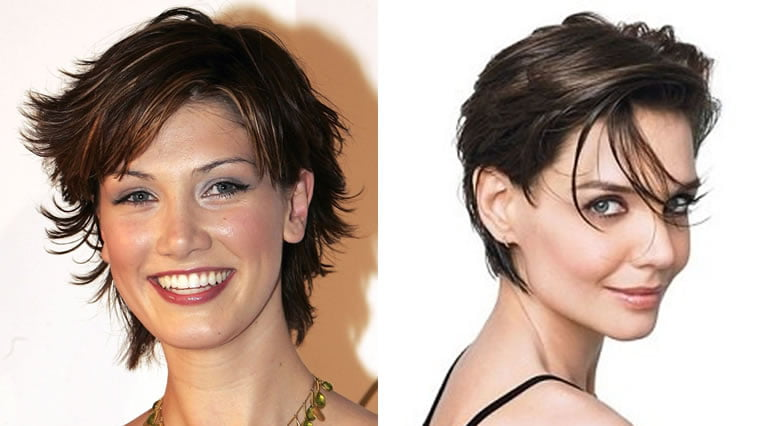 Trendy Short Haircut Images and Pixie Hairstyles for Ladies