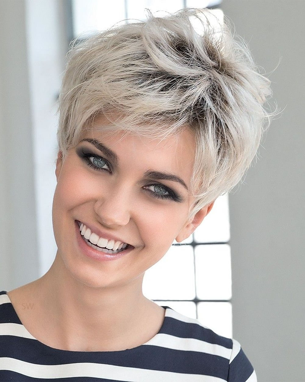 haircuts medium hair 25 ultra hairstyles pixie haircuts amp hair color 6176