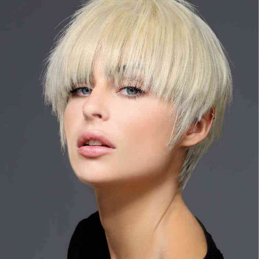 hair color styles short hair 28 ultra hairstyles pixie haircuts amp hair color 1364 | Ultra Short Hairstyles Pixie Haircuts Hair Color Ideas for Short Hair 2018 2019 16