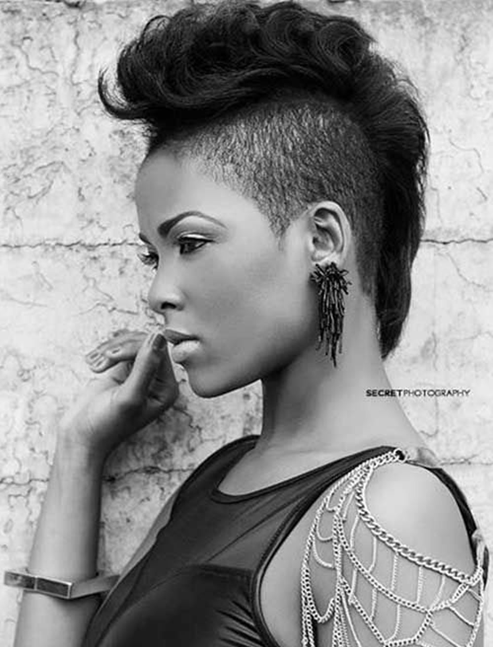 undercut styles hair undercut hairstyles for black amp which one 4351