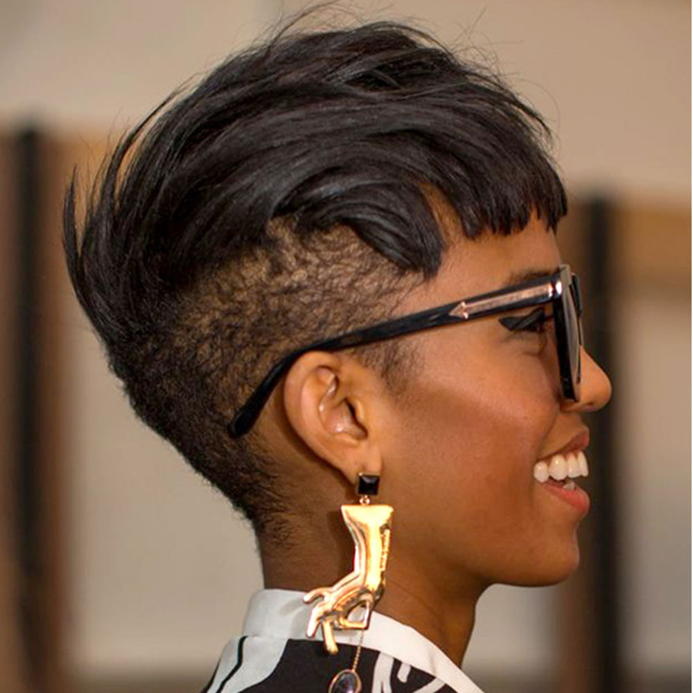Undercut Short Hairstyles