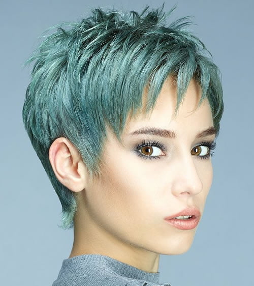 short pixie cut hairstyles easy pixie haircuts for fine
