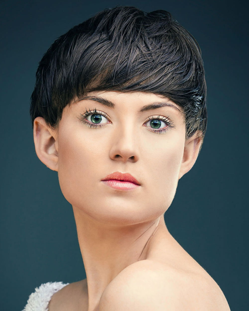 Easy Short Hairstyles for Fine Hair - Latest Pixie and ...