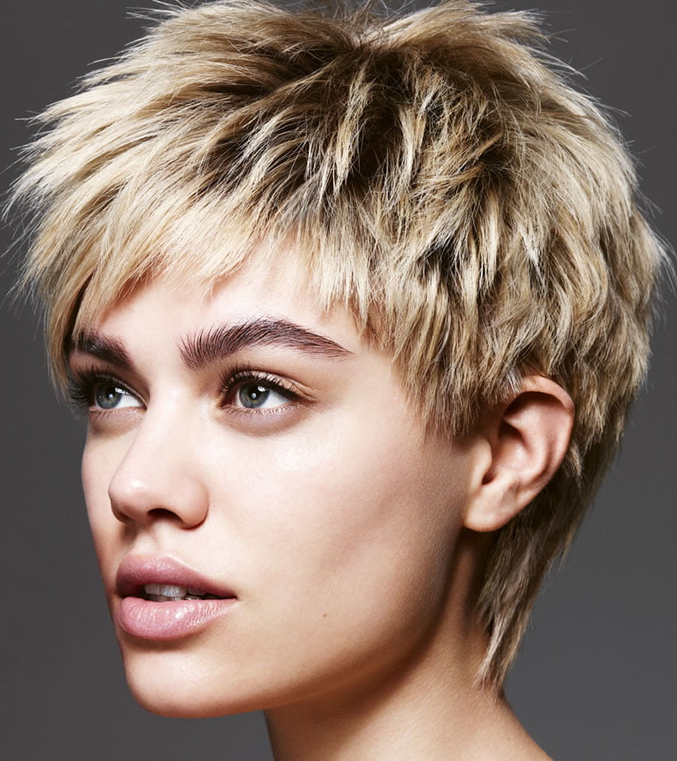 44 Easy Short Hairstyles For Fine Hair 2018 2019 New Hair Colors
