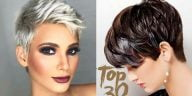 Pixie Haircuts Hairstyles, and Short Hair Ideas for 2018